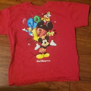 Walt Disney World 2012 shirt